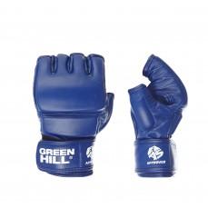 Шингарты для боевого самбо MMA FIAS синие
