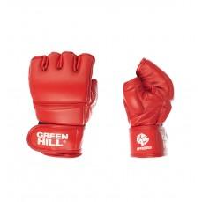 Шингарты  для боевого самбо MMA FIAS красные
