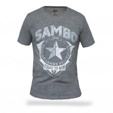 Футболка Самбо - Fight to win S3 ML