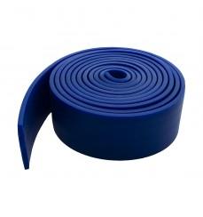 Лента резиновая цельнолитая 50 x 2,5мм синяя